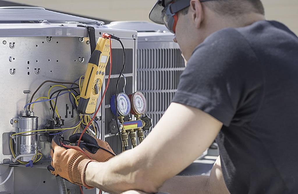 AC, heater and HVAC repairs